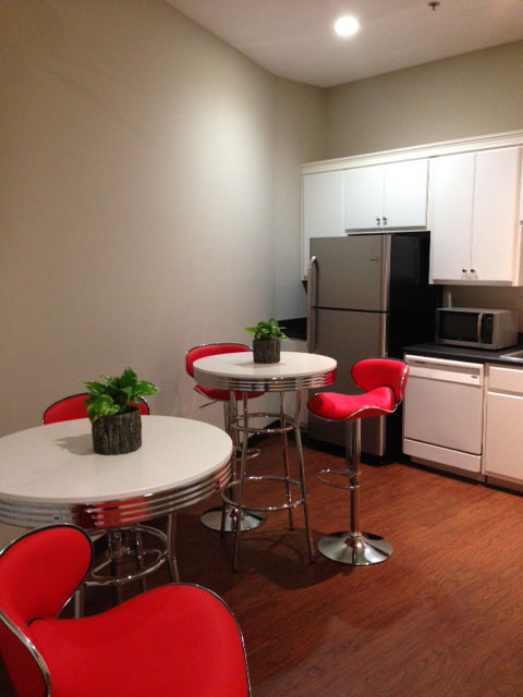 Office Break Room Design: Small, Single Office Suites